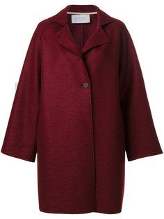 однобортное пальто свободного кроя Harris Wharf London