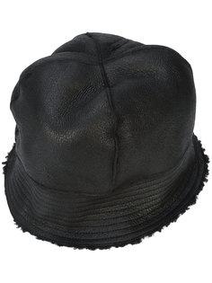 шапка из овчины Rick Owens