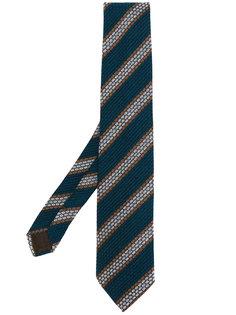 галстук в полоску Churchs Churchs