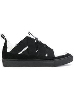 Мужские кроссовки с ремешками Damir Doma