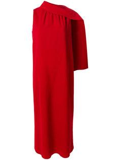 платье миди  Alberta Ferretti