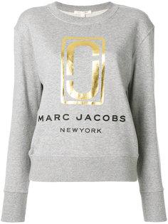 толстовка с логотипом Marc Jacobs