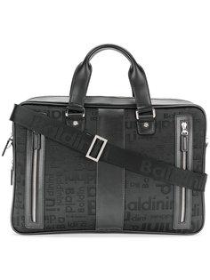 сумка для ноутбука с вышивкой Baldinini