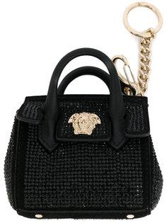 брелок в виде сумки с деталью Medusa Versace