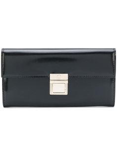 кошелек с квадратной застежкой Versace