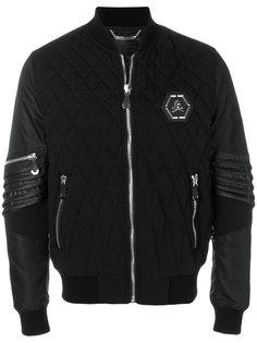 куртка-бомбер Chomai Philipp Plein