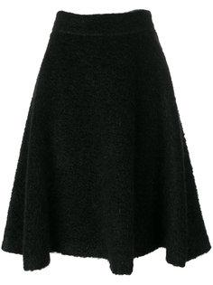 расклешенная юбка  Miu Miu