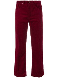 вельветовые брюки Marc Jacobs