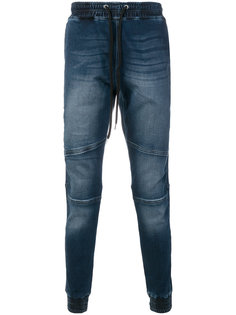 джинсовые спортивные брюки Philipp Plein