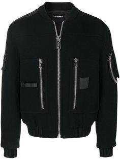 куртка-бомбер Puffy Pilot Les Hommes
