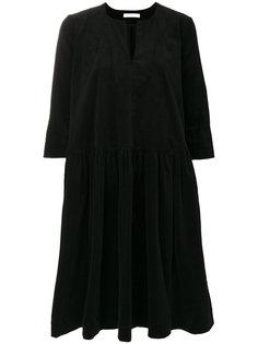 вельветовое платье  Peter Jensen