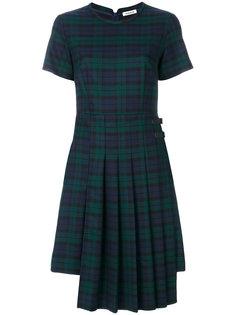 платье с узором тартан  P.A.R.O.S.H.