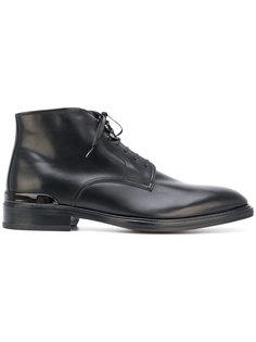 туфли с высокой щиколоткой Salvatore Ferragamo
