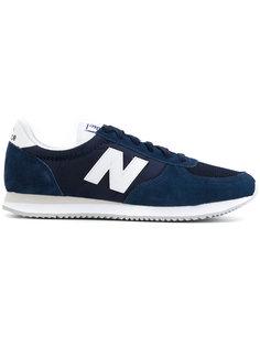 кроссовки на шнуровке New Balance