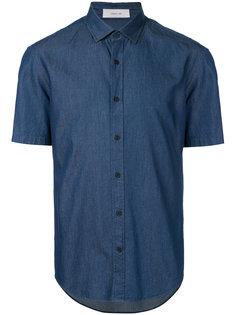 джинсовая куртка с короткими рукавами Cerruti 1881