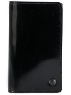 бумажник с выдвигающимися отделениями Yohji Yamamoto