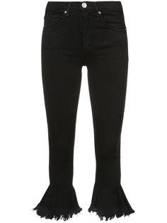 укороченные брюки клеш Mcguire Denim