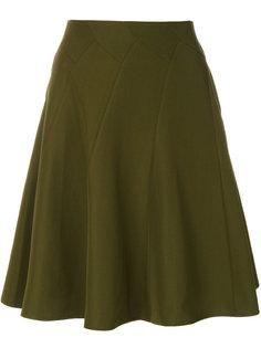 плиссированная юбка  Etro