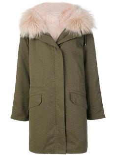 пальто-парка  Army Yves Salomon