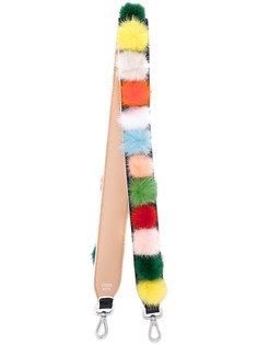 лямка для сумки с помпонами Fendi