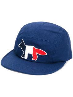 бейсболка с логотипом Maison Kitsuné