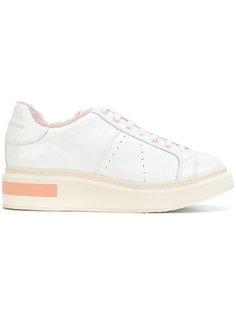 кроссовки на шнуровке Manuel Barceló