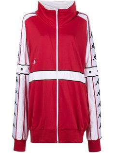 свободная спортивная куртка с боковыми ремешками  Faith Connexion