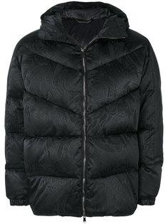 пальто-пуховик Medusa Versace