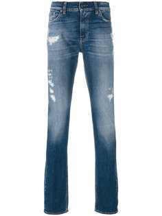 джинсы Ronnie the Skinny 7 For All Mankind