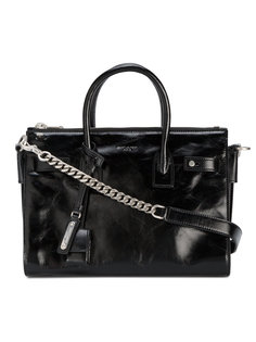 маленькая сумка Sac De Jour на цепочке Saint Laurent