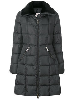 дутое пальто Davidia Moncler