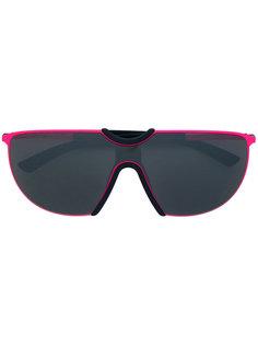 массивные солнцезащитные очки Aloe Mykita