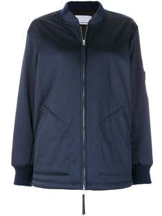 куртка-бомбер свободного кроя T By Alexander Wang