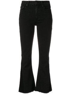 укороченные расклешенные джинсы Paige