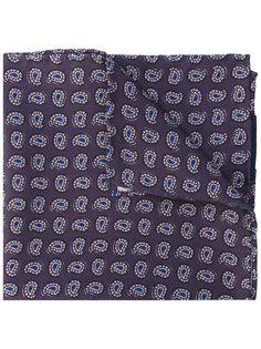 карманный платок с принтом пейсли Lardini