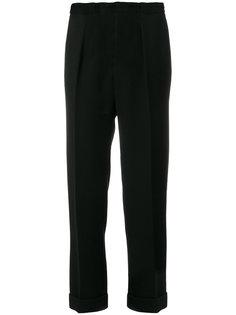 прямые строгие брюки  Roland Mouret