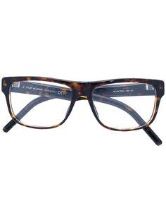 очки с квадратной оправой Dior Eyewear