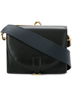 mini hybrid purse shoulder bag Sacai