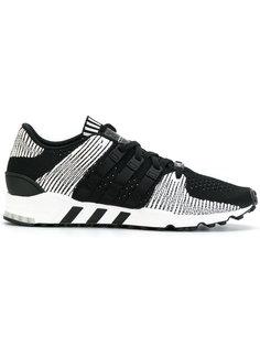 панельные кроссовки на шнуровке Adidas