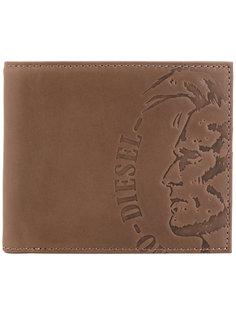 бумажник с логотипом Diesel