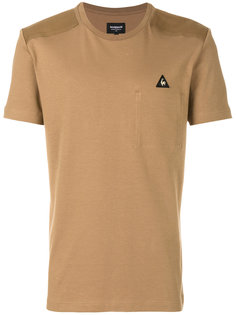 футболка с нашивкой логотипа Le Coq Sportif