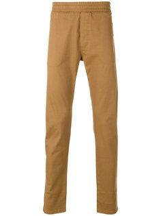 брюки с нашивкой логотипа Le Coq Sportif