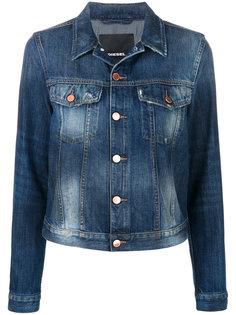 Женские джинсовые куртки Diesel