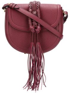 сумка на плечо с бахромой Altuzarra