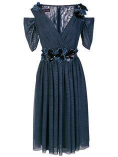 платье Poseidon Talbot Runhof