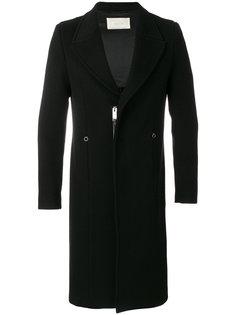 пальто с отделкой молнией Alyx