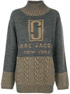 джемпер-водолазка с двойной буквой J Marc Jacobs
