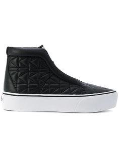 хайтопы Karl Lagerfeld x Vans SK8-Hi Vans