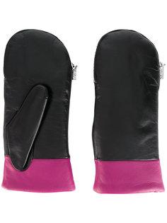перчатки без пальцев Kenzo