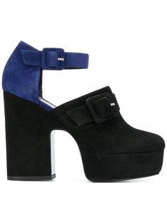 туфли-лодочки на платформе Pierre Hardy